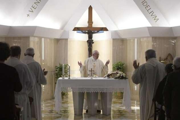 <span>Папа Римський Франциск</span> - Папа Римський закликав не перетворювати храми на ринки