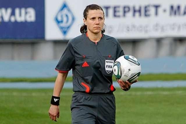 <span>Катерина Монзуль</span> - Українські арбітри отримали призначення на матч плей-офф Чемпіонату світу 2019 серед жінок