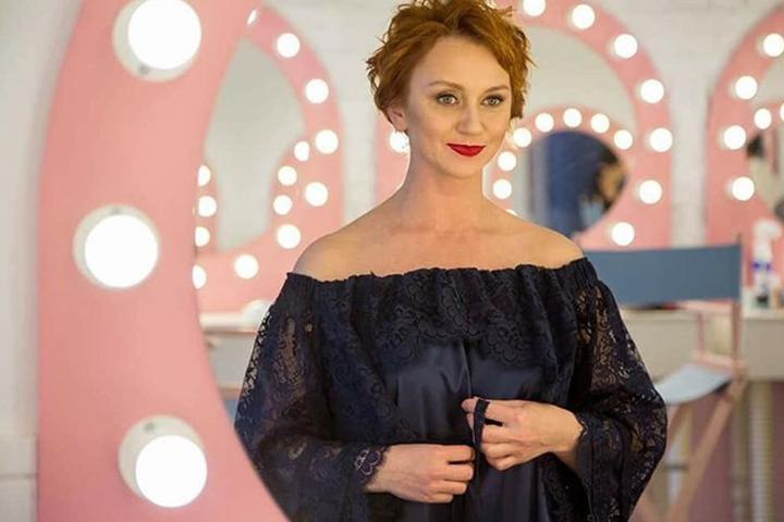 Римма Зюбина - Актриса Римма Зюбина стала ведущей телешоу