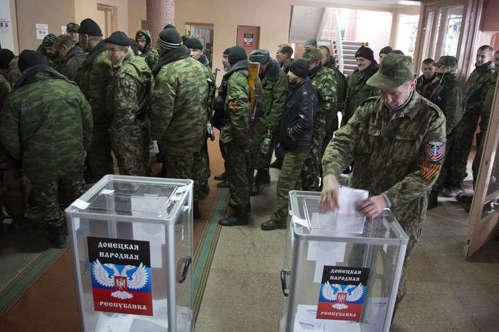 Псевдовибори в так званих «ЛНР» і «ДНР» опинилися під загрозою зриву