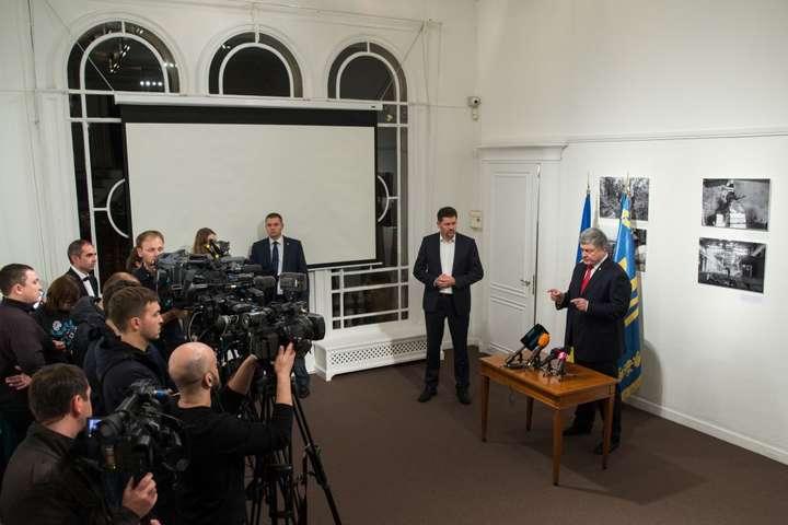 Порошенко – жителям окупованого Донбасу: Не беріть участі у фейкових виборах