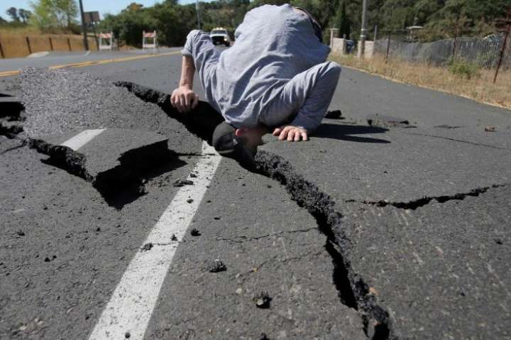 Українцям порадили готуватися до потужного землетрусу