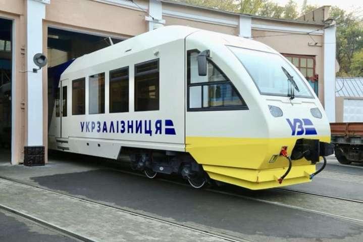 «Укрзалізниця» визначилася зназвою експресу доаеропорту «Бориспіль»