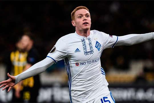 Віктор Циганков - Циганков, Маліновський і Миколенко увійшли в топ-100 найкорисніших футболістів Ліги Європи