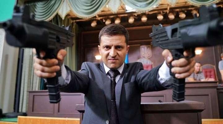 """За даними джерел«Ð""""лавкома», про свою участь у президентській кампанії Зеленський заявить в останній момент - Жарти скінчились. Зеленський і його спонсор вийшли на старт"""