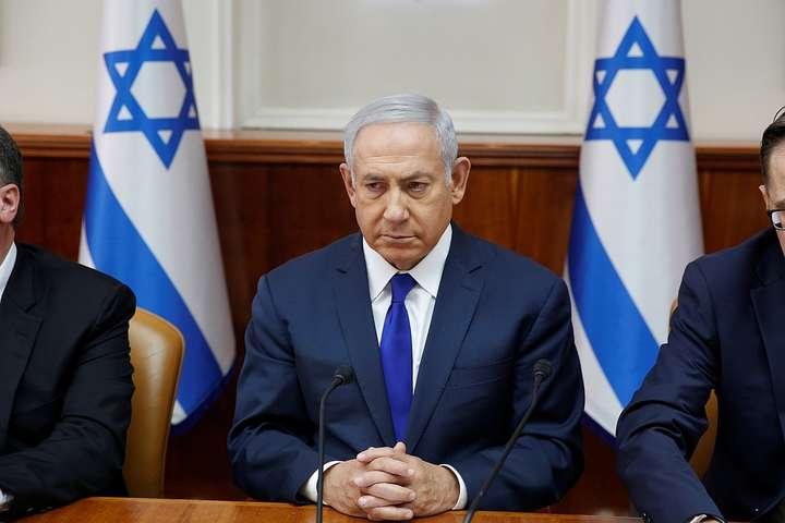 Прем'єр Ізраїлю Нетаньяху очолив міноборони
