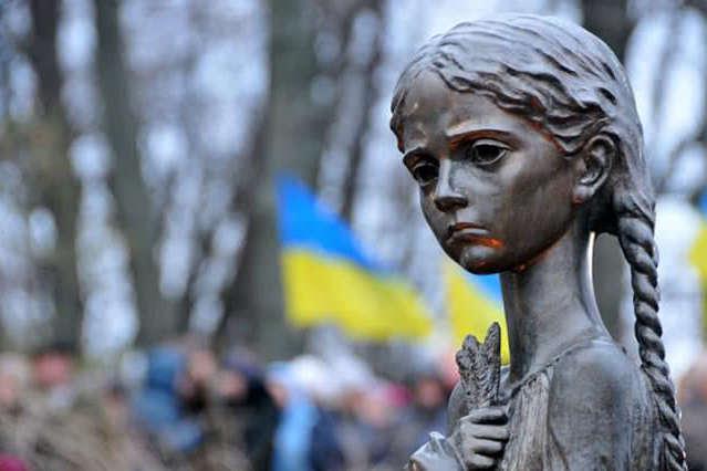 Під час Голодомору в Україні померло більше людей, ніж зараз живе в Словаччині, - президент Кіска - Цензор.НЕТ 8640