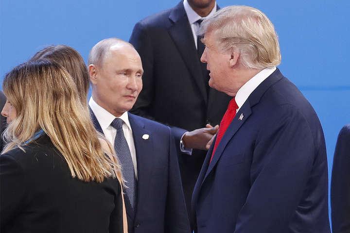 Трамп скасував зустріч зПутіним через Україну