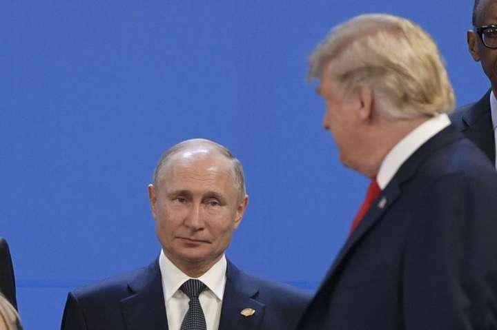 <p>Позицію адміністрації Трампа озвучив держсекретар Майк Помпео на полях саміту G20 Об этом сообщает <a href=