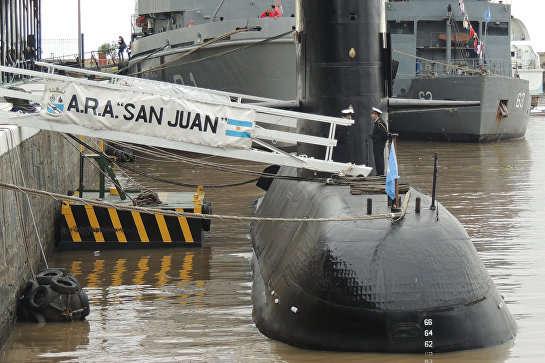 Міністр оборони Аргентини: підводний човен San Juan міг потонути через неякісний ремонт
