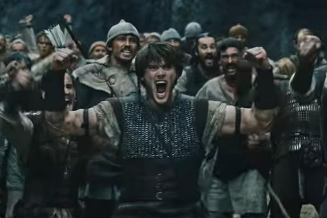 Скриншот видео - Вышел первый тизер одного из самых ожидаемых украинских фильмов