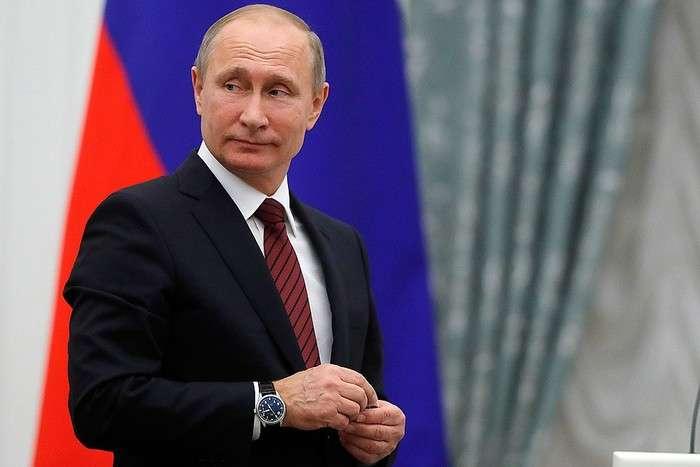 Володимир Путін — Кремль «керченським гамбітом» вирішив перевірити західних лідерів