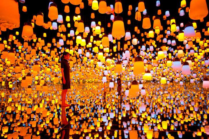 Шаг в будущее: экскурсия в музей цифрового искусства в Токио