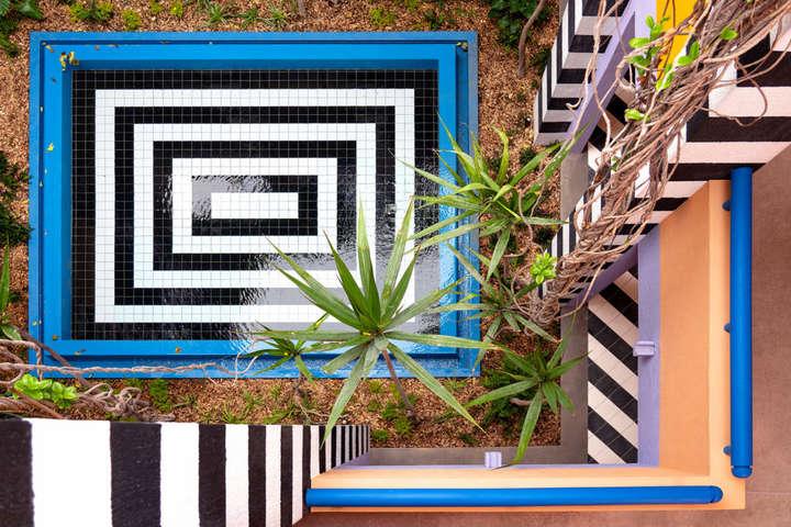 Красочный отель на Маврикии: яркие фото
