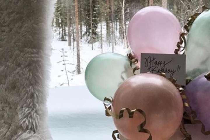Фантастический вид из окна: отель в Финляндии
