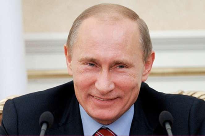 Володимир Путін — Брехня перетворилася на головний експортний товар Росії