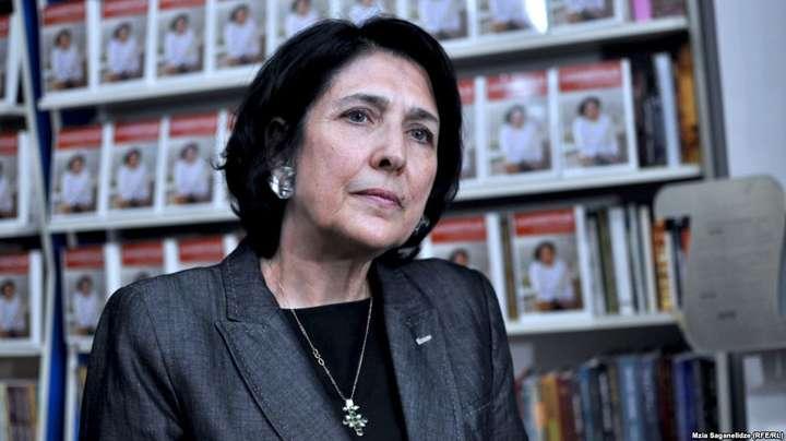 Президент Грузії Саломе Зурабішвілі - Чому новообрана президент Грузії насправді не проросійська