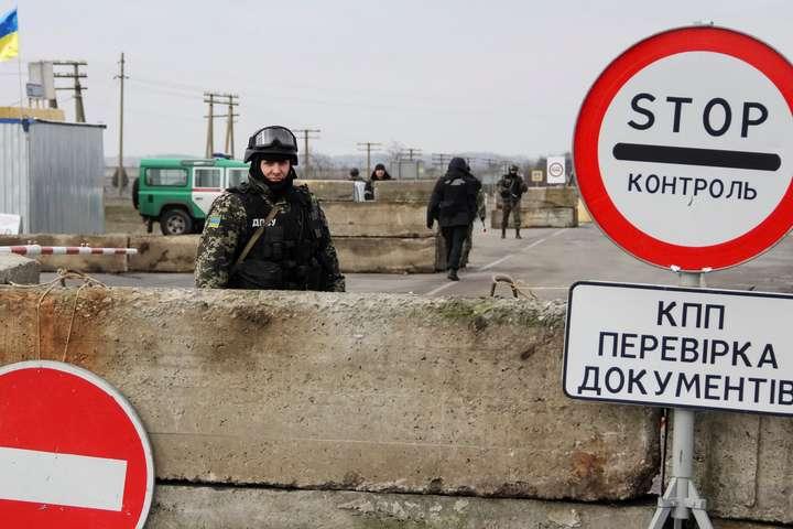 <p>Адмінкордон з окупованим Кримом</p> - Українці стали частіше їздити до окупованого Криму