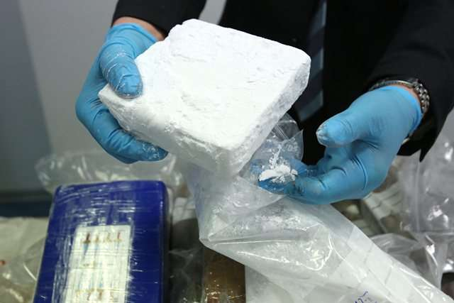 На Маршаллових островах рибак виловив 48 кілограмів кокаїну