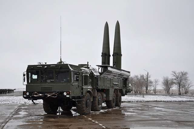 Максимальна дальність ураження цілі балістичними ракетами з «Іскандера» - не менше 500 км - Російські «Іскандери» тримають під прицілом половину Європи, – розвідка