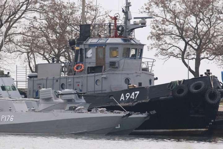 У ФСБ виступили із заявою щодо захоплених українських моряків - Росія відмовляється вважати захоплених українських моряків військовополоненими
