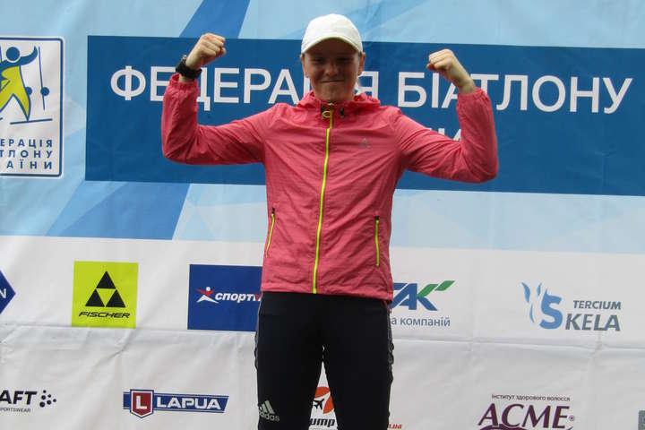 Дар'я Блашко - Українські біатлоністки Блашко і Рассказова виграли спринт на Кубку Австрії