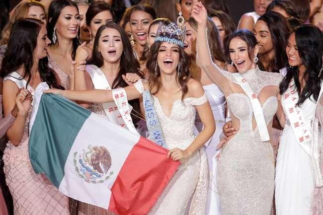 «Міс світу-2018» стала Ванесса Понсе де Леон - Володаркою титулу «Міс світу-2018» стала 26-річна мексиканка