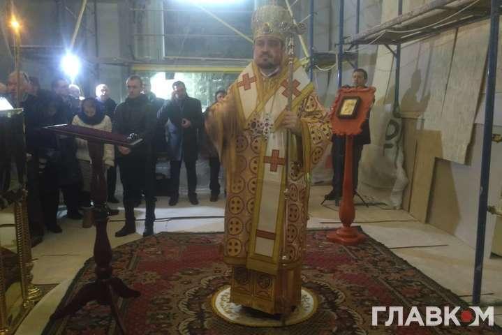 Вселенский патриархат начал первое богослужение вАндреевской церкви: фото исторического события