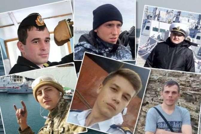 Адвокат розповів, як Росія тисне на полонених українських моряків