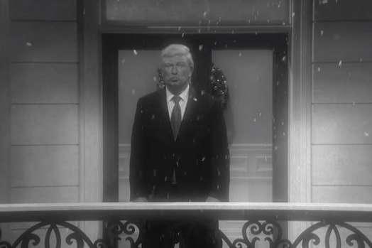 Трампу не сподобався пародійний ролик, де його зіграв Алек Болдуїн