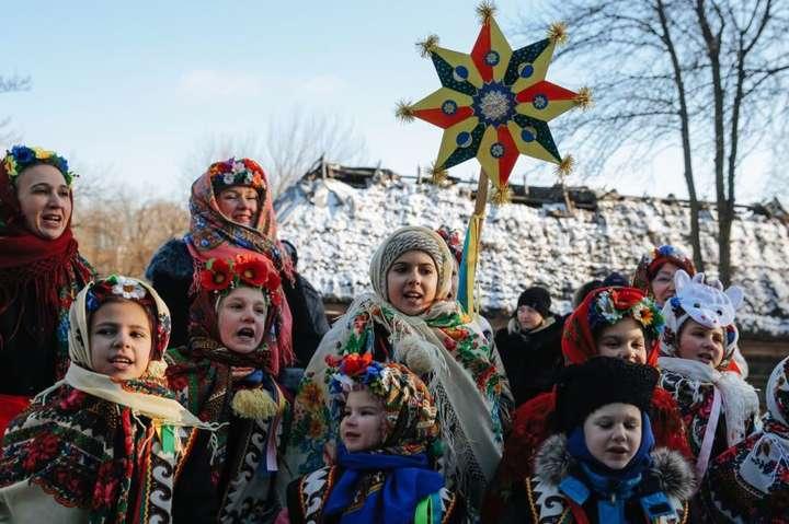 <span>Святкування Різдва в Україні. Ілюстративне фото</span> - Вкрадене Різдво. Хто насправді святкує 25 грудня