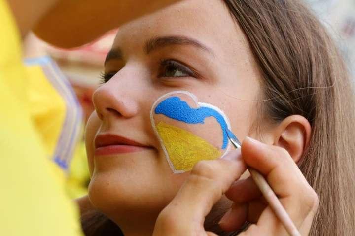 Опитування проводилось серед 40 тисяч повнолітніх мешканців усіх областей, крім окупованих територій - Майже 70% опитаних українців пишаються своїм громадянством
