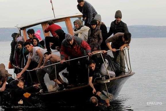 У Frontex кажуть, що тепер головний маршрут незаконної міграції до ЄС пролягає через Західне Середземномор'я - Кількість незаконних мігрантів до ЄС зменшилася до найнижчого рівня за останні п'ять років