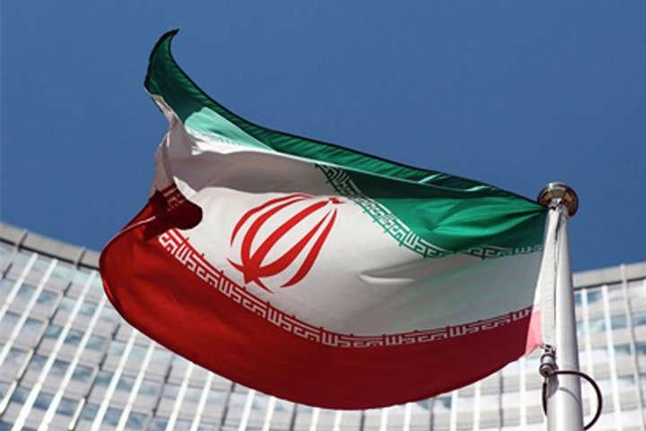 Прапор Ірану — Німеччина підтримала запровадження санкцій проти іранської розвідки