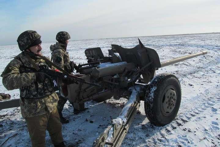<span>Ситуація в районі проведення ООС залишається під контролем українських військових</span> — Окупанти відкрили вогонь біля Новомихайлівки на Донеччині