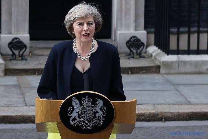 Прем'єр-міністр Великобританії Тереза Мей — Парламент Британії зобов'язав Мей протягом трьох днів розкрити запасний план щодо Brexit