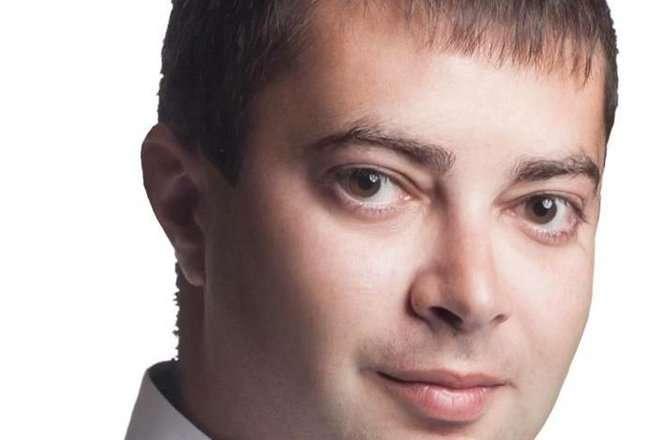 Постраждалий34-річний Вадим Мірзоян — Невідомі побили депутата від «Батьківщини» металевою трубою