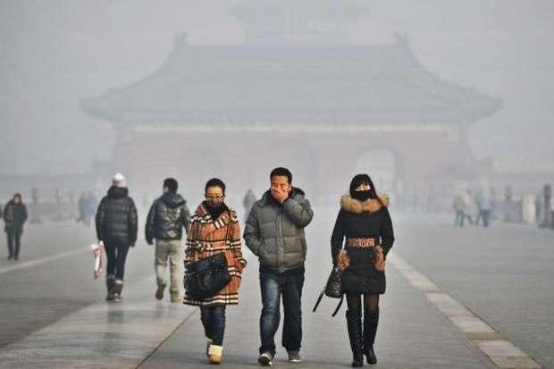 Виконання стандартів ВООЗ по чистоті повітря збільшило б тривалість життя в Китаї на три роки