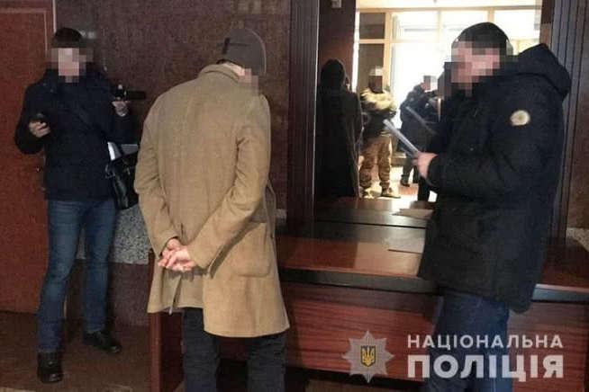 Поліція затримала працівника Мінрегіону на хабарі $5 тис — Чиновник Мінрегіону попався на «відкаті»