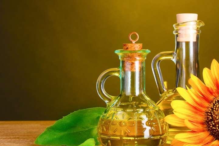 Експорт соняшникової олії з України перевищив показники минулого року