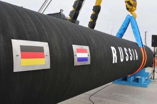 <p>Будівництвогазопроводу «Північний потік-2»</p> — Підриває безпеку України: компаніям з ФРН загрожують санкції через «Північний потік-2»