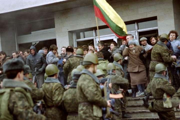 Трагедія у Вільнюсі: день, коли радянський режим показав своє справжнє обличчя
