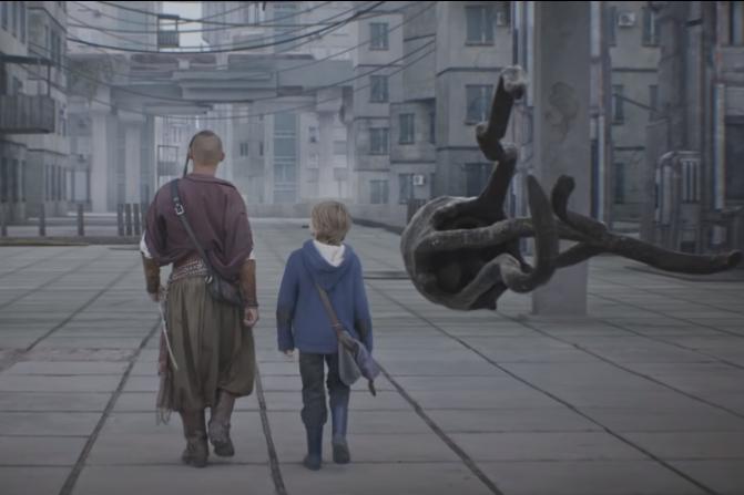Скриншот видео - Первый за девять лет: «Один в каное» презентовали дебютный клип