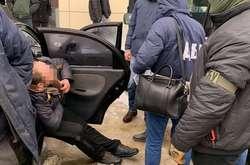 Фото: — Служба безпеки затримала прикордонників, які вимагали хабарі