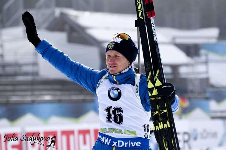 Сергій Семенов - Тренери збірної з біатлону визначилися зі складом команди на заокеанські етапи Кубку світу