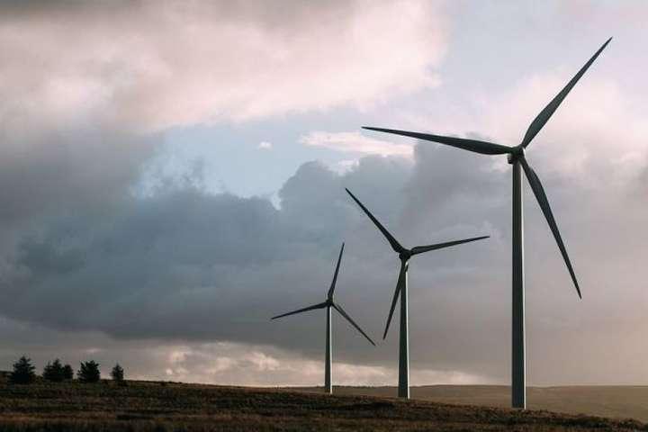На Херсонщині запустили перші дві черги нової вітроелектростанції