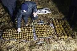 Фото: — <span>Знайдені гранати направили на дослідження в Хмельницький науково-дослідний експертно-криміналістичний центр МВС&nbsp;</span>