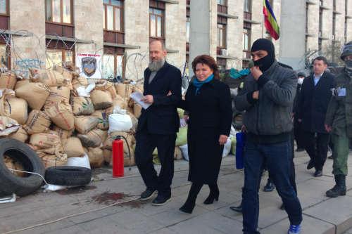 Як регіоналка Бахтеєва допомагала медикаментами бойовикам ДНР