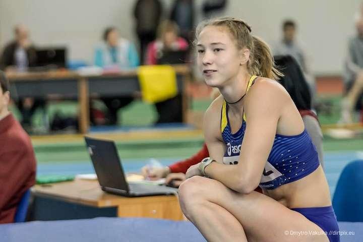 Аліна Шух знаходиться у прекрасній формі — На чемпіонаті України легкоатлетка Аліна Шух показала найкращий результат сезону в світі