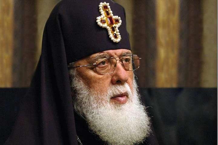 <p>Патріарх Ілля ІІ користується безпрецедентним всеосяжним авторитетом серед грузинського населення</p> - Визнання Української церкви. Чому грузини взяли паузу?